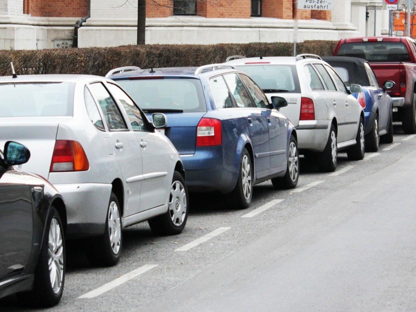 Die Grundzüge für ein neues Modell zur Parkraumbewirtschaftung wurden besprochen.