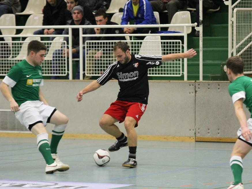 Garant für den Aufstieg des Simon Installationen FC Mäder: Sevket Akyildiz mit fünf Toren.