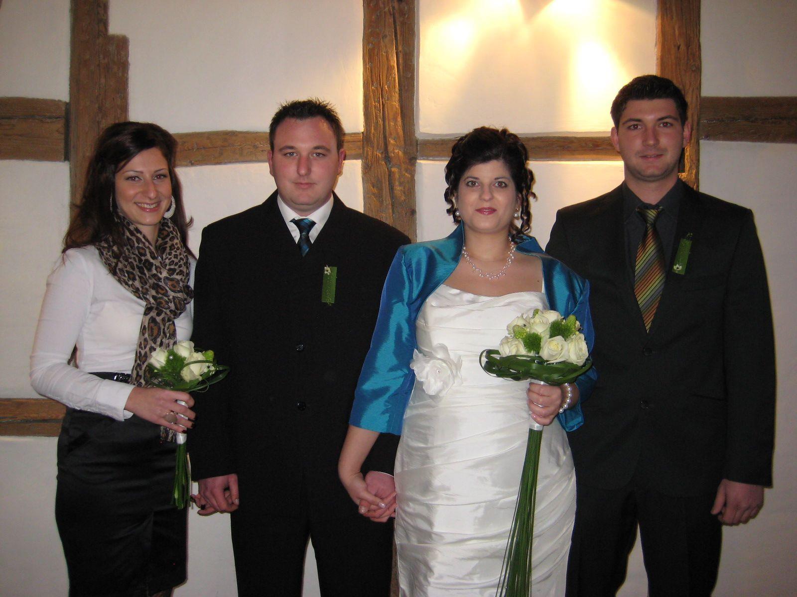 Jeannette Lampert und Daniel Spirig haben geheiratet.