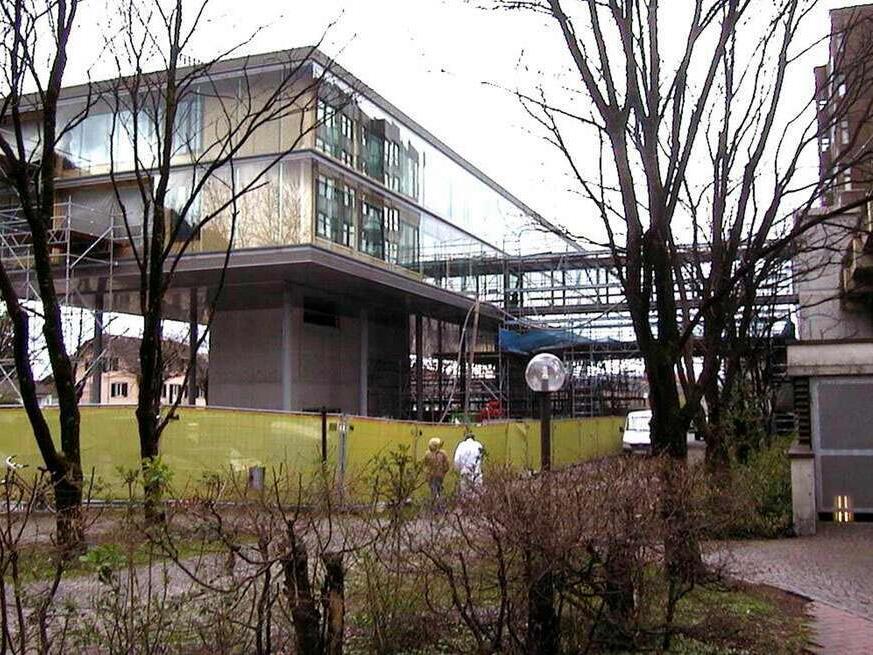 Rund 33 Millionen Euro investierte die Stadt bisher in die Modernisierung des Stadtspitals.