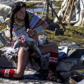 """In der 4. Folge ging es für Bar Refaeli und ihre Models von """"Million Dollar Shootingstar"""" nach Grönland."""