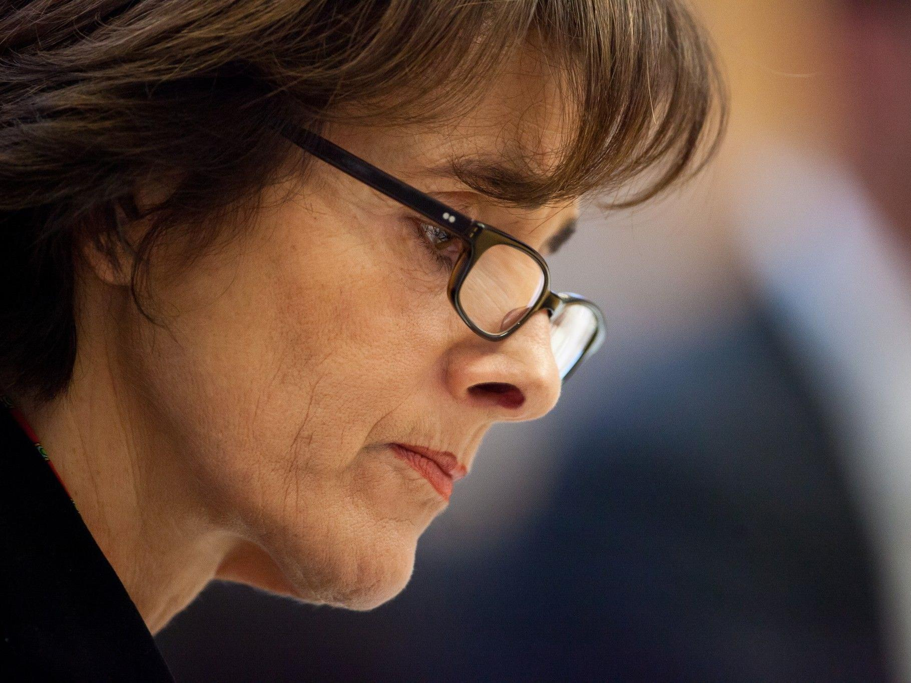 """Sind am Anfang eines Weges"", meint Schullandesrätin Bernadette Mennel."