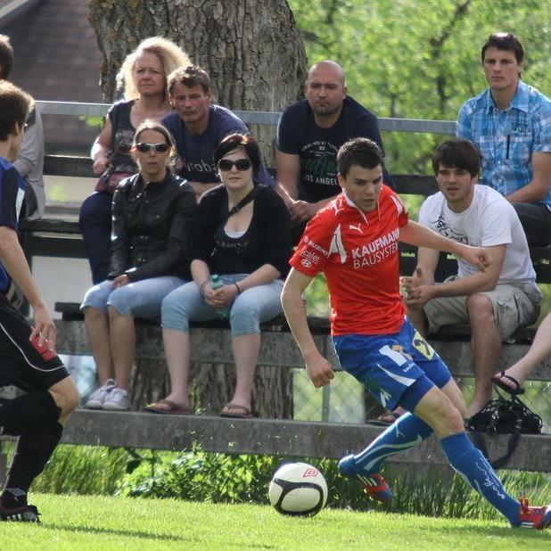 Martin Fertschnig steht aus Verletzungsgründen dem FC Bizau im Frühjahr nicht zur Verfügung.
