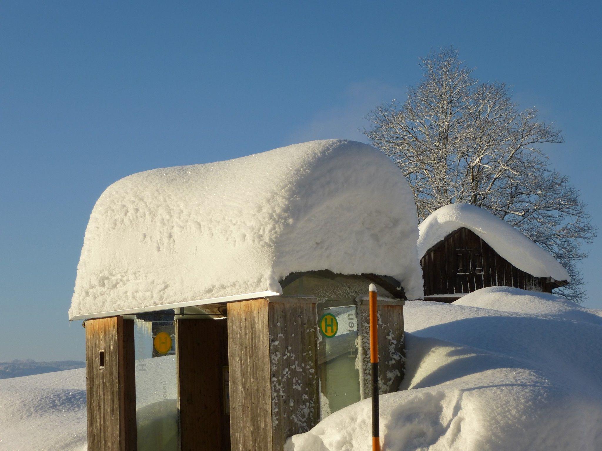 Winter-Wonderland in Doren