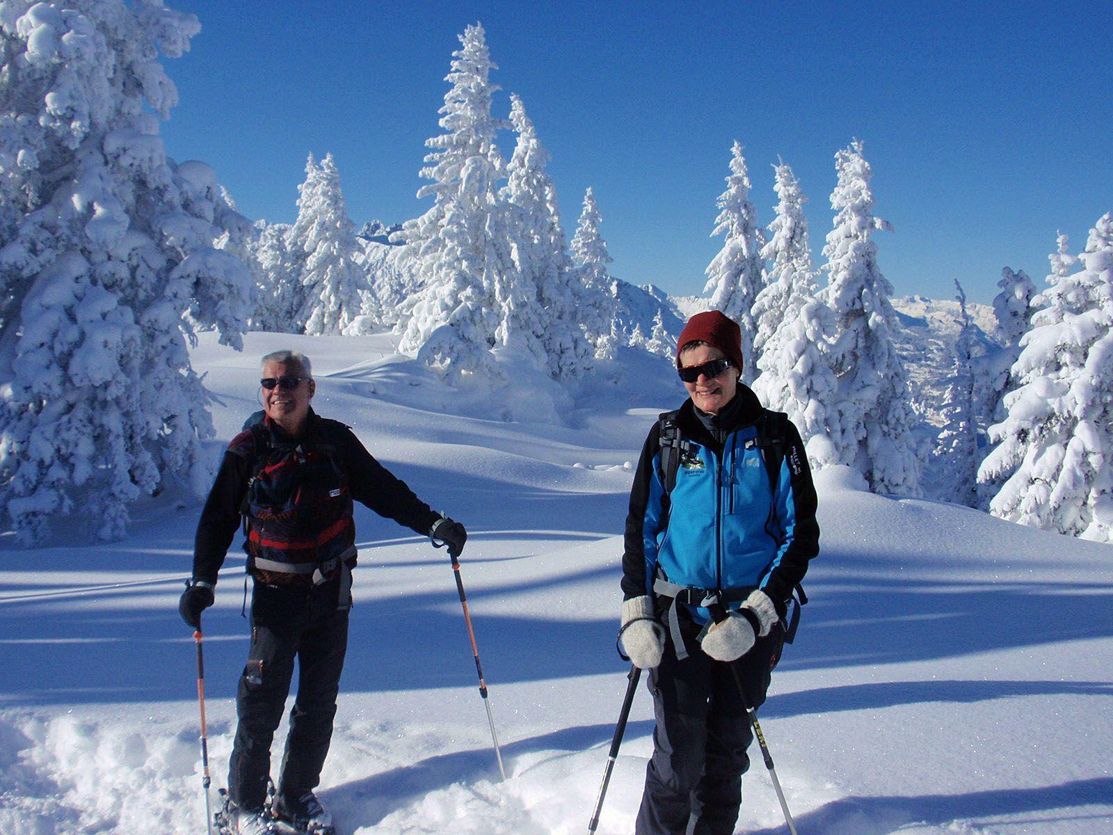 Skitour zu den Wannaköpfen am Bartholomäberg