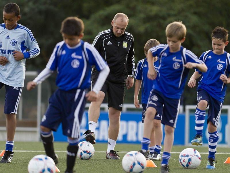 Im Landessportzentrum Dornbirn gibt es eine zweitägige Coerver Schulung für den Nachwuchsfußball.