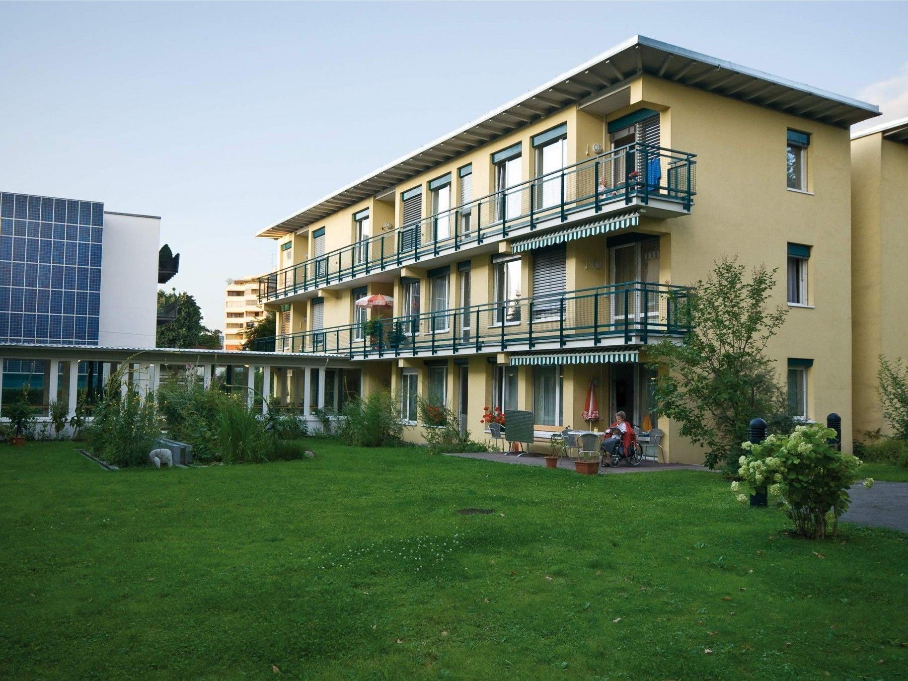 Seit 1997 verbrachten 700 Menschen ihren Lebensabend in der Senioren Residenz Martinsbrunnen im Herzen von Dornbirn.