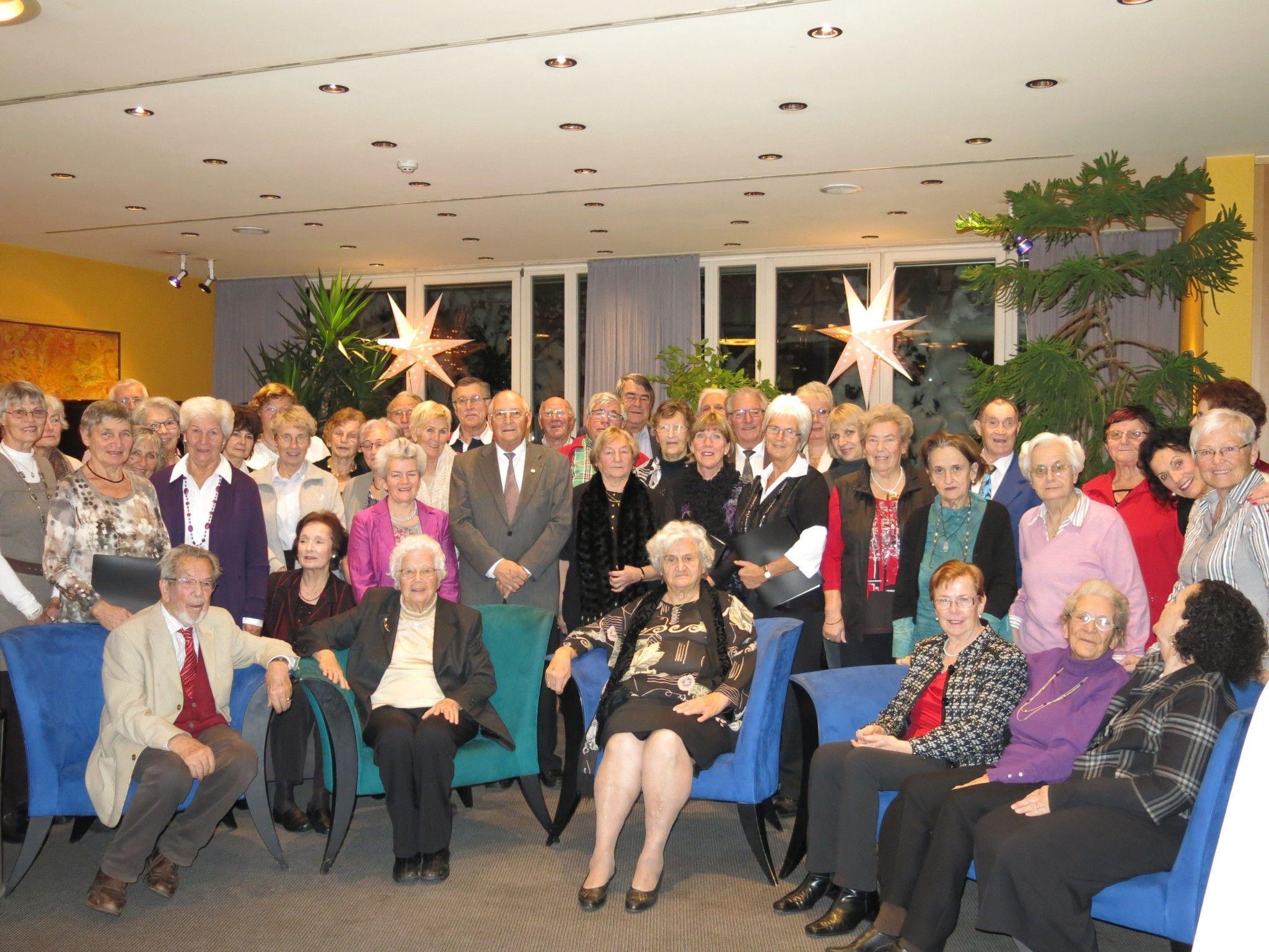 Der Seniorenchor Dornbirn feierte in diesem Jahr sein 30jähriges Bestehen.