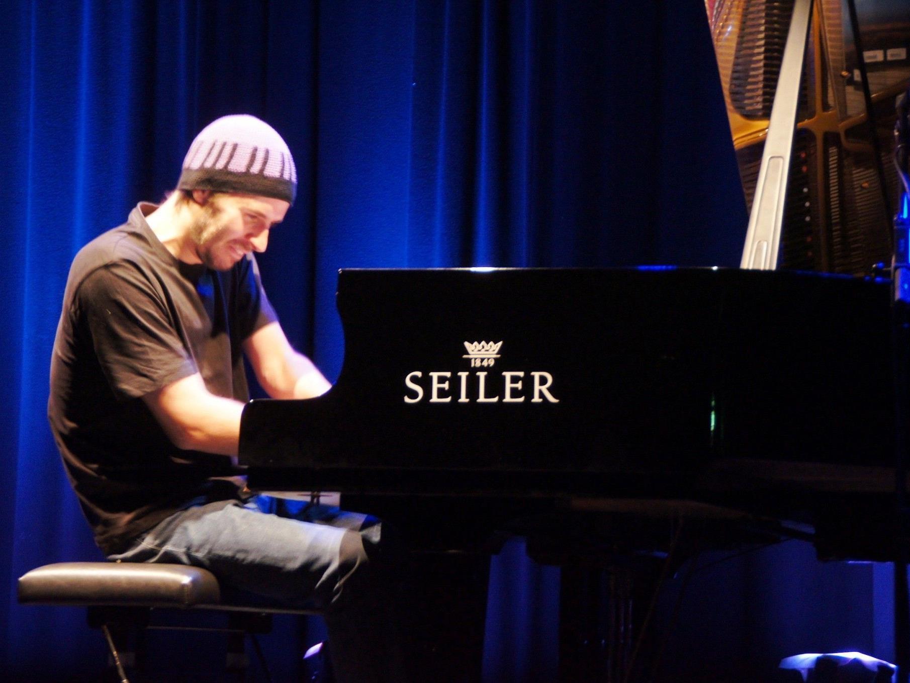 Klavierspiel nach Hellbock Art!
