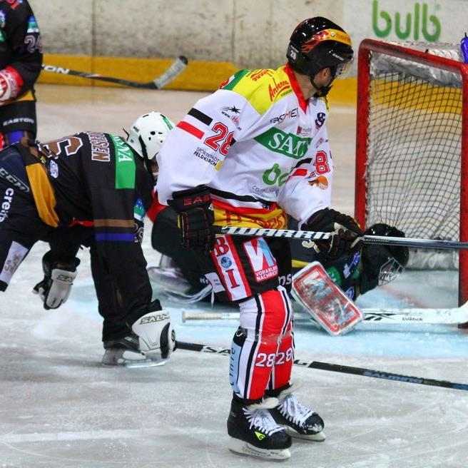 VEU Feldkirch gastiert zweimal in Slowenien und will dort die Niederlage in Lustenau wettmachen.