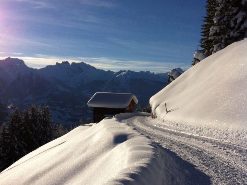 Winterwunderland Vorarlberg