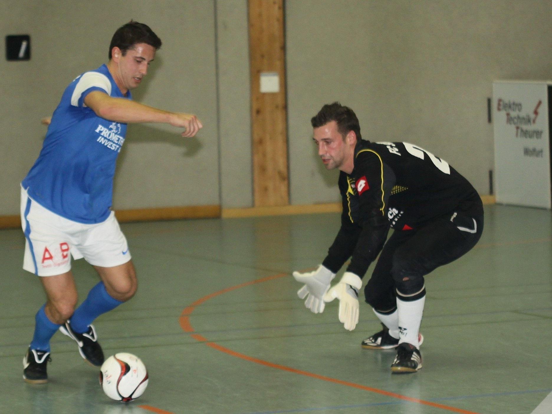 Bernhard Erkinger übernimmt in Gaißau die Funktion als Spielertrainer.