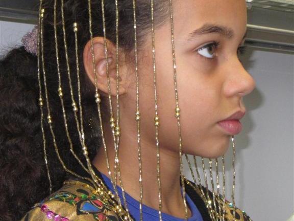 """""""Ägypten-Model"""" Sabrina"""