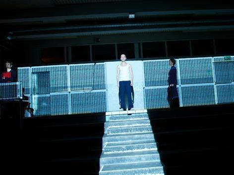 Aufschluss. Ein Stück über Menschen im Strafvollzug