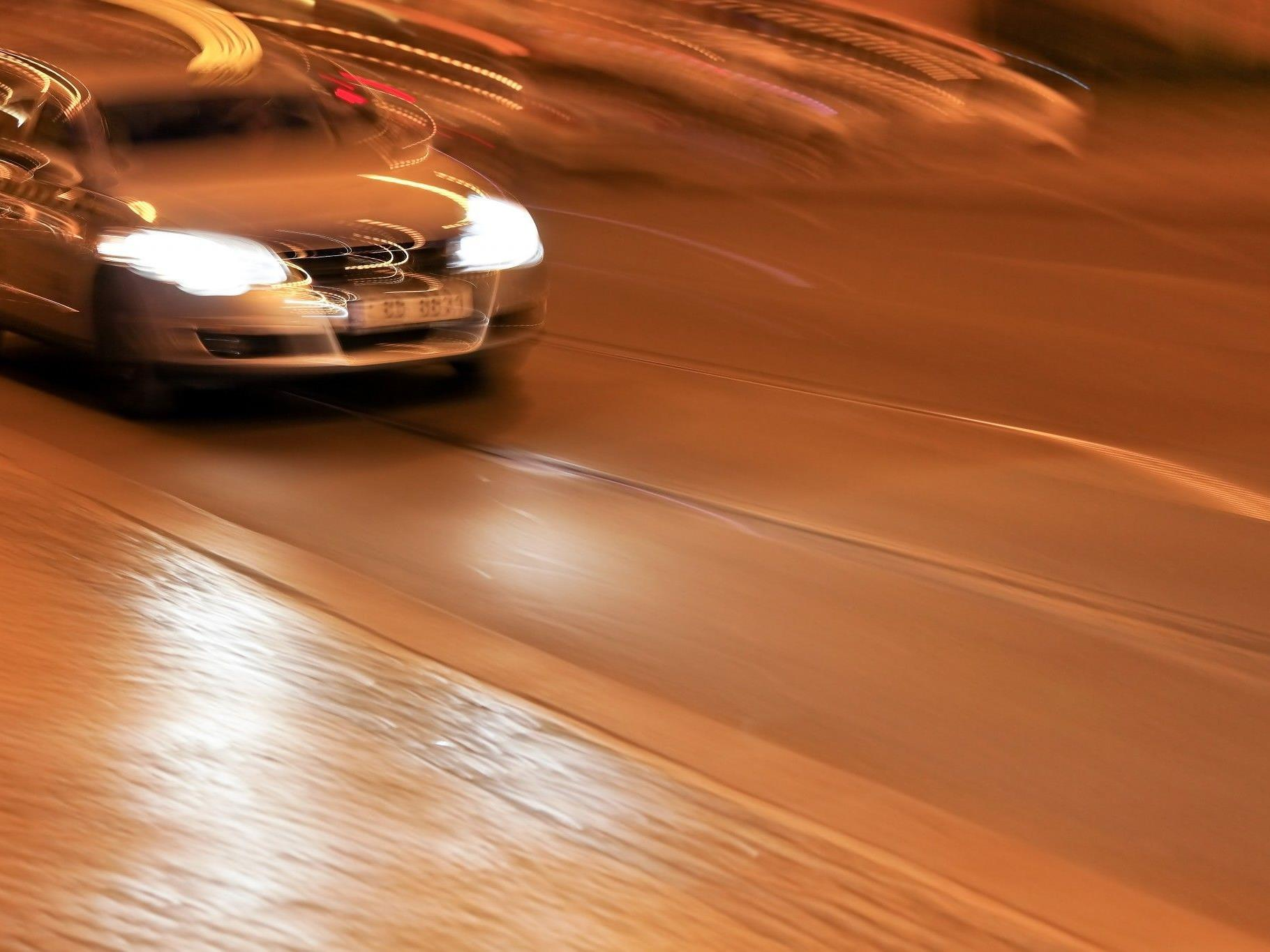 Statt der erlaubten 70km/h fuhr der 18-Jährige 160km/h.