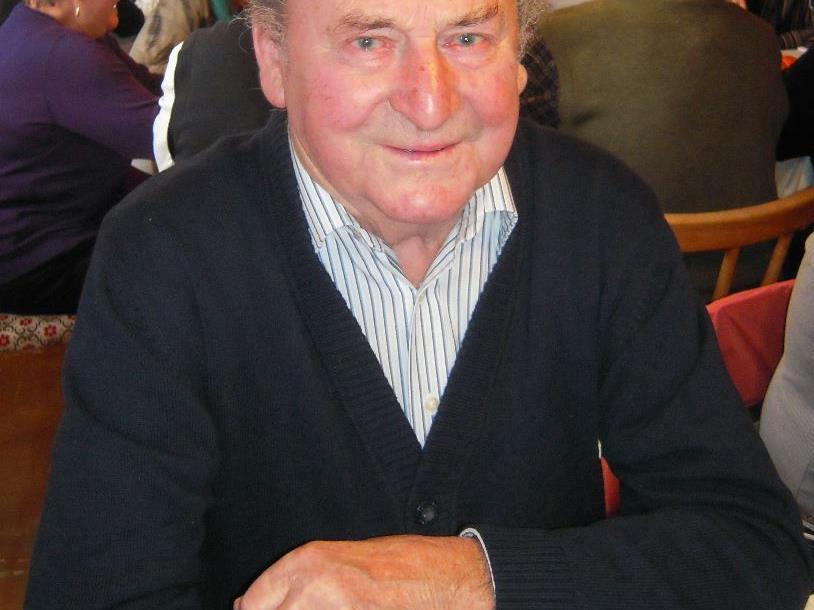 Hr. Otmar Domig feiert  seinen 85. Geburtstag