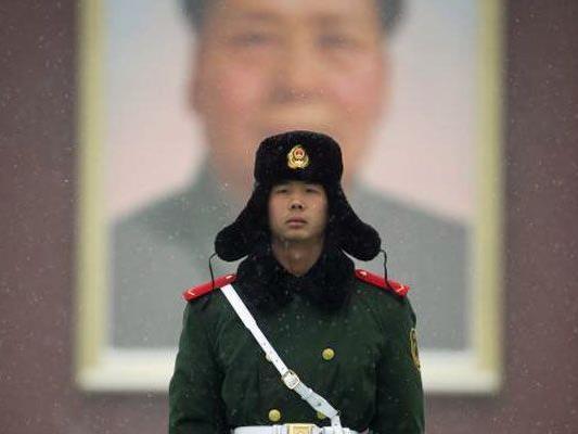 China meldet 93 Festnahmen wegen der Verbreitung von Weltuntergangsgerüchten.