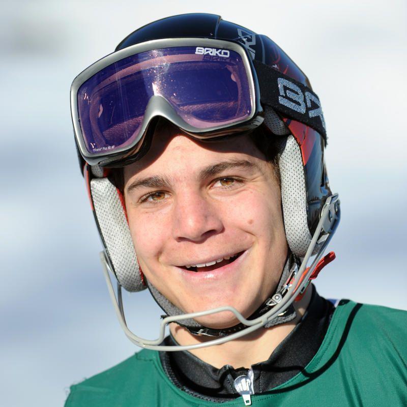 Der Nofler Daniel Meier gewann das zweite FIS-Rennen in Folge und darf sich freuen.