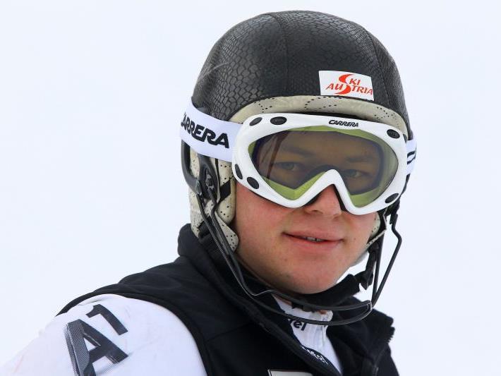 Bernhard Graf wurde in Arosa Zehnter und verlor 1,1 Sekunden auf den Sieger.