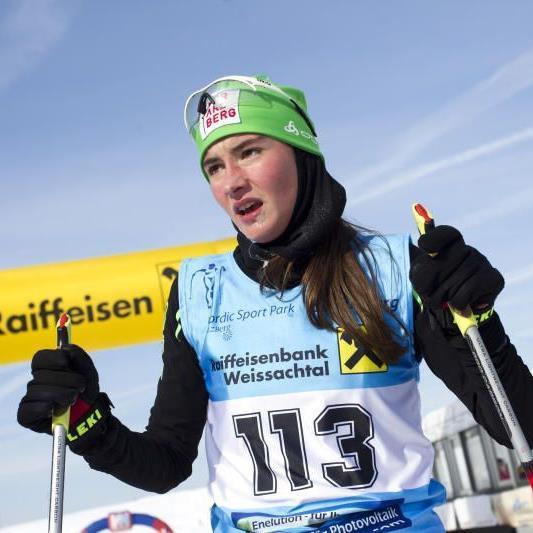 Die Schwarzenbergerin Jasmin Berchtold wurde Erste, Baldauf und Herburger holten gute Platzierungen.