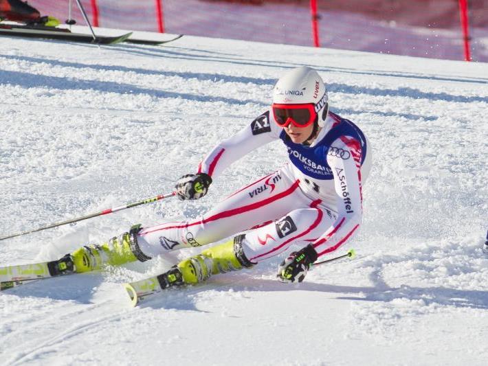 Die 18-jährige Bezauerin Elisabeth Kappaurer wurde in Leogang Zwölfte.