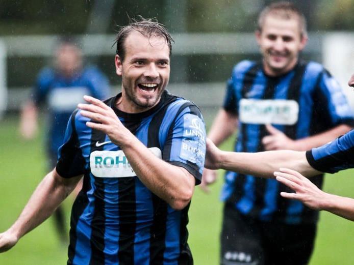 Marc Hämmerle und seine Kollegen vom FC Kennelbach haben nun Christian Klaunzer als Trainer.