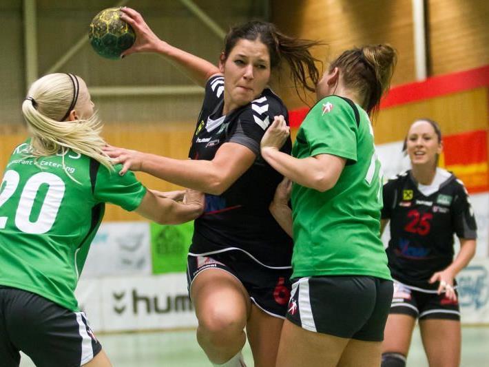Zehn Tore warf Johanna Rauch beim 32:24-Heimsieg der SSV Schoren Girls gegen Kärnten.