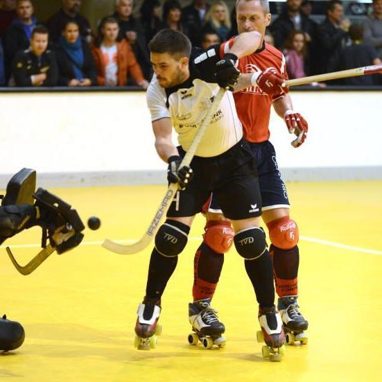Der RHC Dornbirn spielt zweimal zu Hause gegen Langenthal und könnte den Sack zumachen.