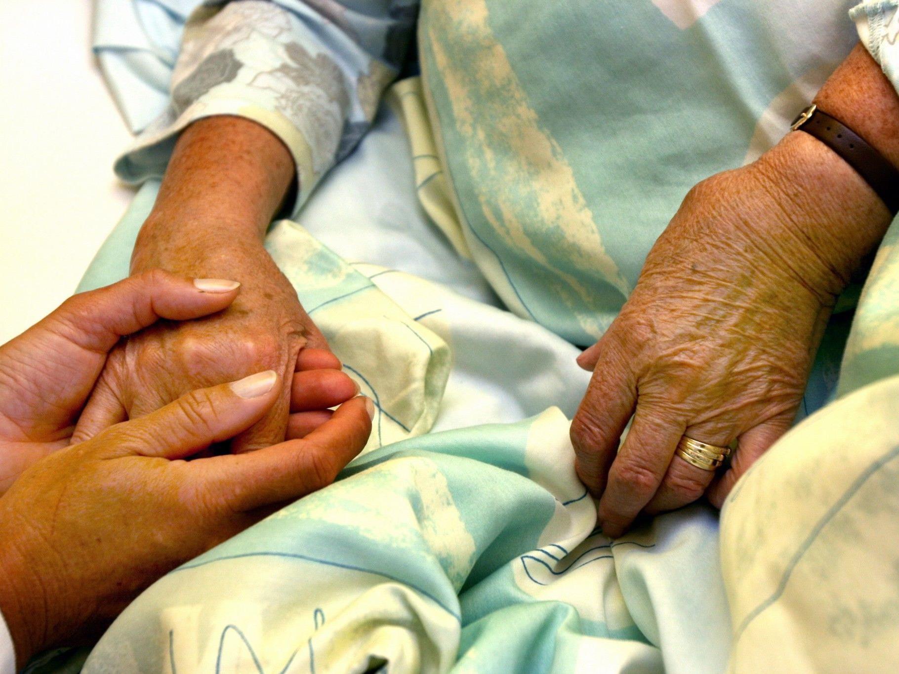 Ein letztes Daheim für schwerkranke Menschen, für die der Aufenthalt im Akutkrankenhaus, zu Hause oder im Pflegeheim keine Alternative mehr ist.
