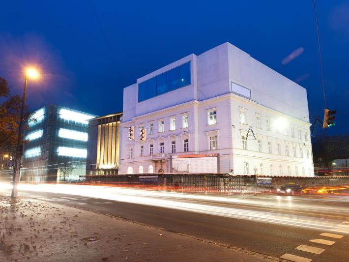 Im Juni 2013 wird das Landesmuseum eröffnet
