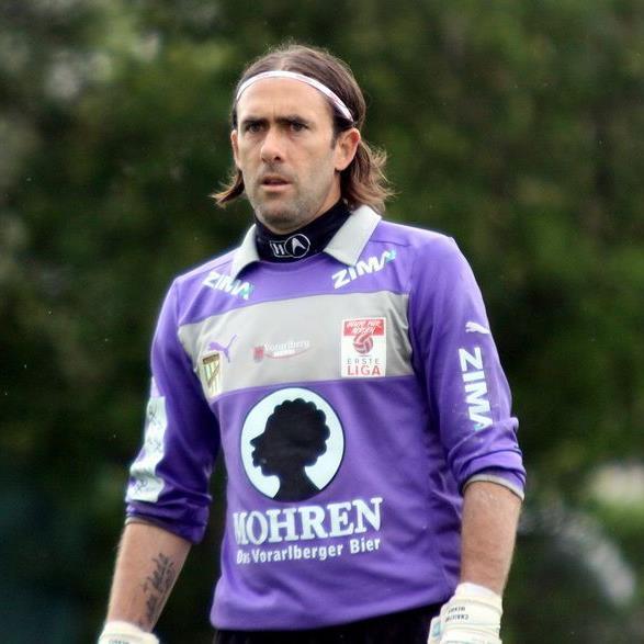 Christian Mendes spielt ab dem Frühjahr für SC Röthis und ersetzt Goalie Marcel Domig.