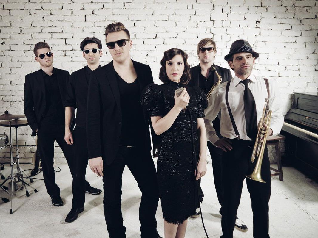 Ein Headliner bei dem Tanzen garantiert ist: Die Parov Stelar Band