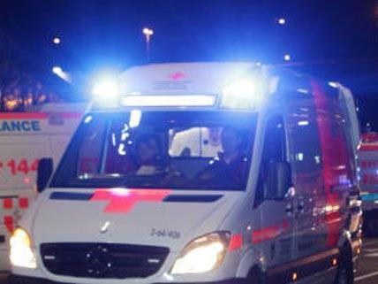 Nach dem Unfall in Tirol konnte sich die Wienerin glücklicherweise selbst aus dem Wagen befreien.
