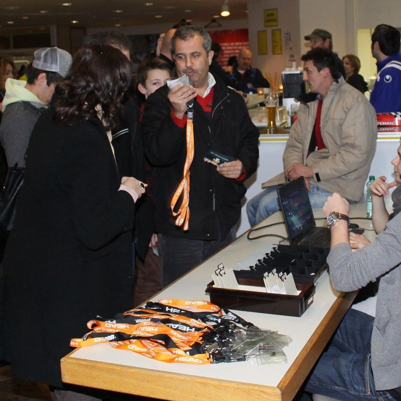Ab der Vorrunde tritt beim Wolfurter Hallenmasters das Sitzplatzmanagement in Kraft.