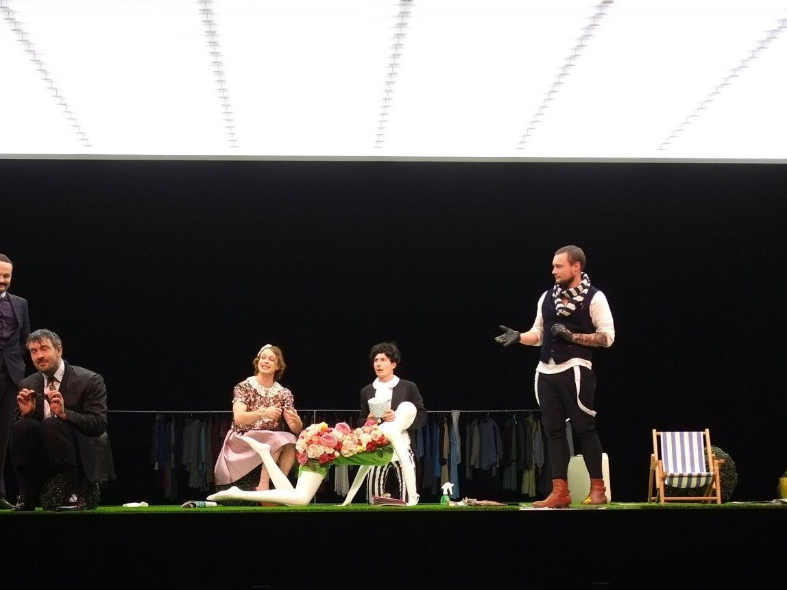 Neuer Pachtvertrag: Das Land mietet das Landestheater nun ganzjährig an.