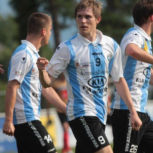 Leopold Arnus wird nicht mehr in Hard spielen, ein Wechsel nach Altenstadt ist durchaus möglich.