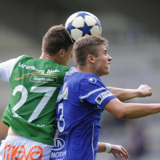 Marco Miesenböck spielt nicht mehr für die Lustenauer Austria und sucht einen neuen Klub.
