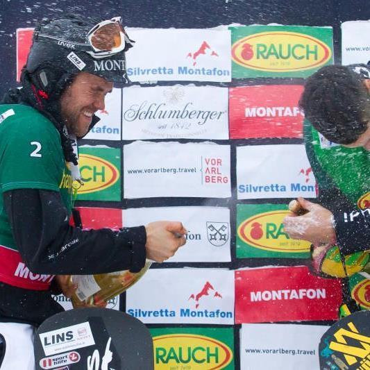 Platz zwei beim Heimrennen: Markus Schairer durfte sich freuen.