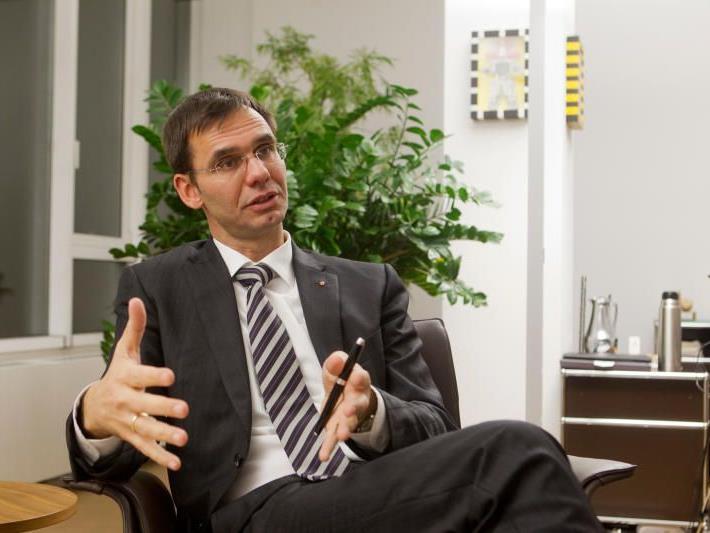 Seit einem Jahr ist Markus Wallner Vorarlberger Landeshauptmann