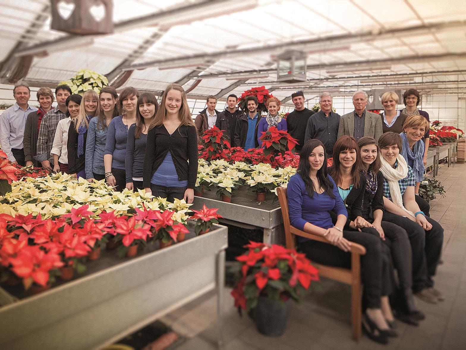 22. Dezember - 19 Uhr - Weihnachtskonzert im Glashaus der Gärtnerei Ludescher, Klaus.