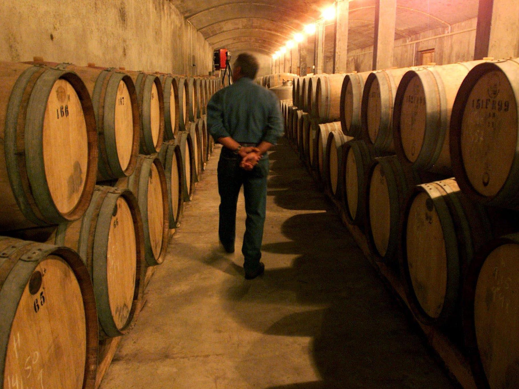 Polizei nahm Ex-Angestellten von Weingut in der Toskana fest.