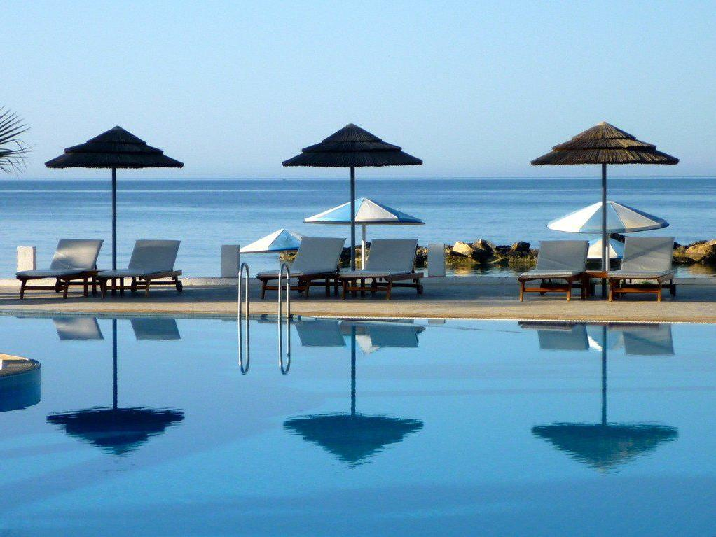 Hotel Kermia Beach**** in Zypern.