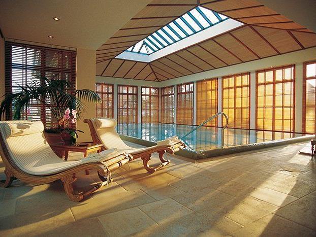 Qiara Spa im Hotel Stadt Hamburg auf Sylt.