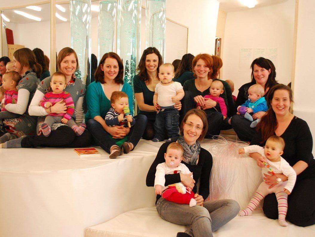 Der Babytreff im Kindergarten: Ein offener Treffpunkt für Mütter mit ihren Babys
