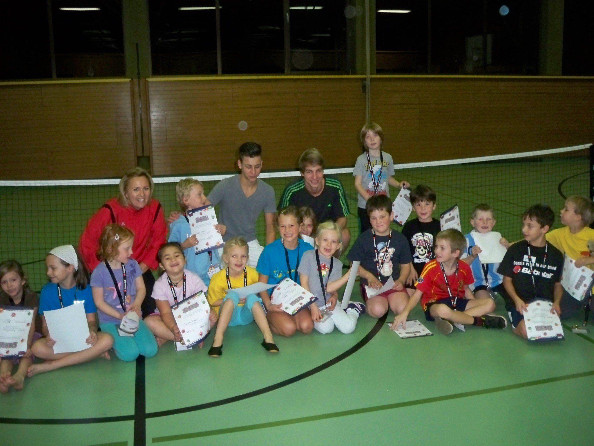 Ob Tennis, Fußball oder Tanzen - beim neuen Elki-Kurs, können Kinder in alle Sportarten schnuppern.