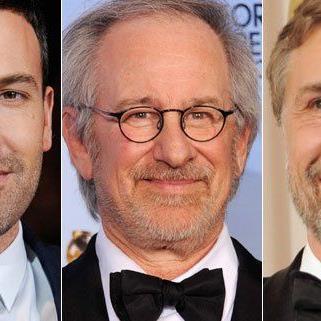 Ben Affleck, Steven Spielberg und Christoph Waltz haben gute Chancen auf einen Golden Globe