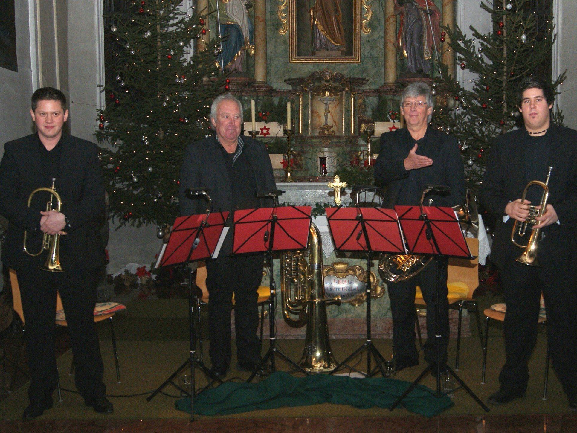 Bürserberger Volksmusikanten