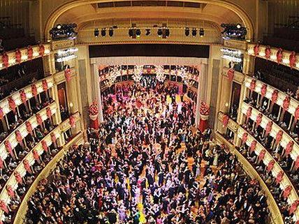 Wiener Opernball 2013: Meyer rückt Staatsoper weiter in den Mittelpunkt
