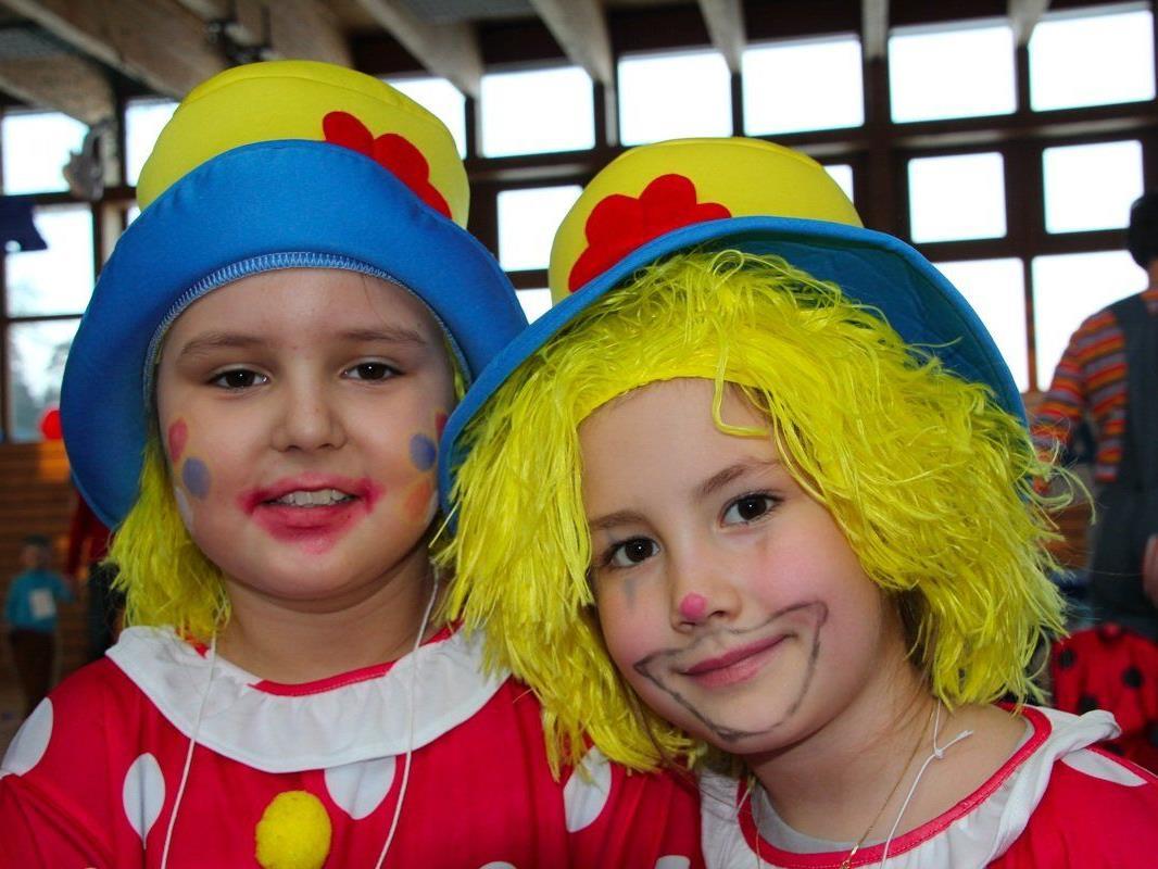 Alle Mäschgerle freuen sich bereits auf Faschingssamstag, wo wieder der Große Kinderfaschingsumzug in Frastanz statt findet