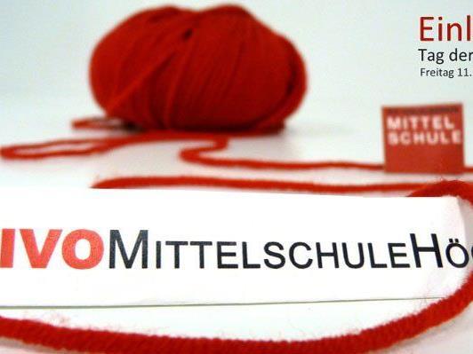 Die Mittelschule Höchst veranstaltet am 11. Jänner ihren Tag der offenen Tür.